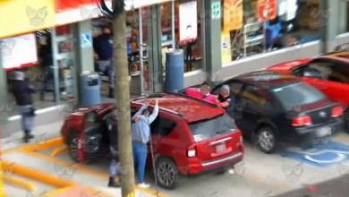 Tras robo a casa en Mineral de la Reforma, detienen a dos sujetos