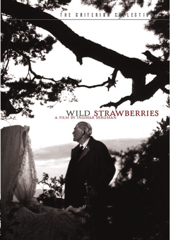 Criterion Cover Wild Strawberries