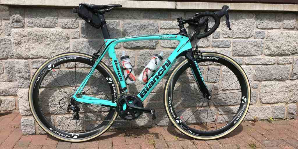 Bianchi Oltre XR3 available from Criterium Cycles