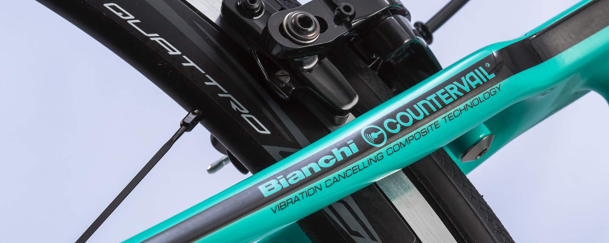 Bianchi Oltre XR3 with Countervail