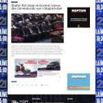 TV 21: Xhaferi flet shqip në Kuvend, Ivanovi dhe Cërvenkovski nuk i mbajnë kufjet