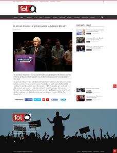 Titulli - Ahmeti shkarkon të gjithë kryetarët e degëve të partisë