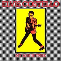 Cover to Elvis Costello My Aim is True