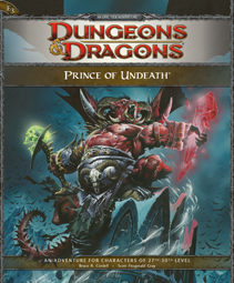 E3: Prince of Undeath
