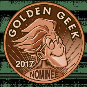 Golden Geek 2017 Nominee