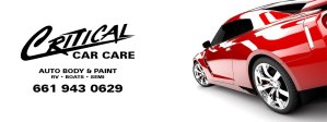 Critical Car Care Auto Body & Paint Shop, Car Repair Specialists