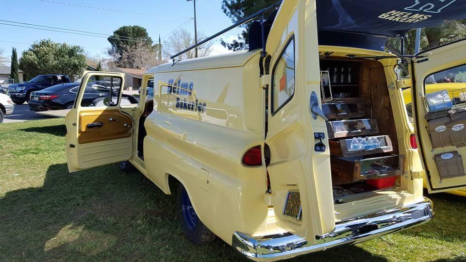 Critical Car Care Classic Repairs: Helms Bakery Truck