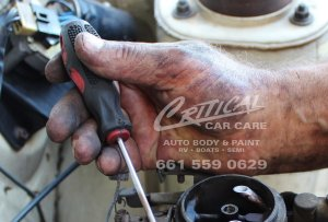 mechanics hand