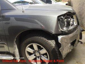 truck body repair