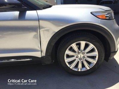 Ford Explorer Auto Body Repair & Paint