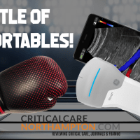 The Battle of the Portables -  the Vscan Air!