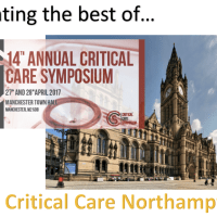 Best of 14th Critical Care Symposium #FOAMed #FOAMcc #POCUS