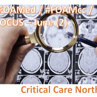 Best of #FOAMed #FOAMcc #POCUS - June (2)