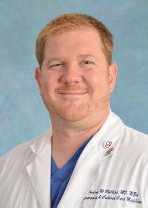 Andrew W Phillips, MD, MEd, FAAEM