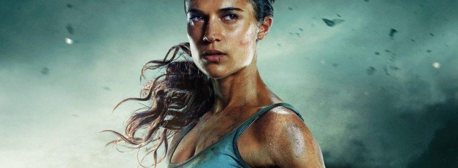 📷 Lara Croft | Divulgação