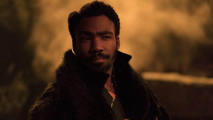 Donald Glover comenta sobre pansexualidade de Lando em Han Solo - Uma História Star Wars