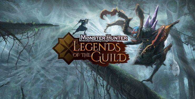Capcom lançará animação 3D de Monster Hunter em 2019