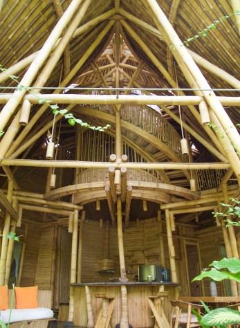 Show home at Green Village, Bali