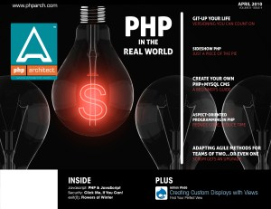 php|architect April 2010