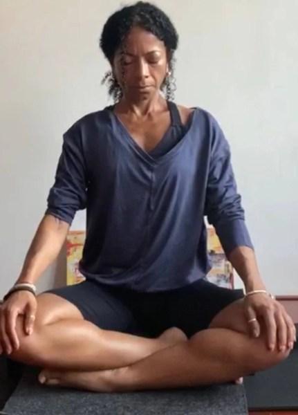 Critical Alignment Yoga- Meditation   Iris Reyes