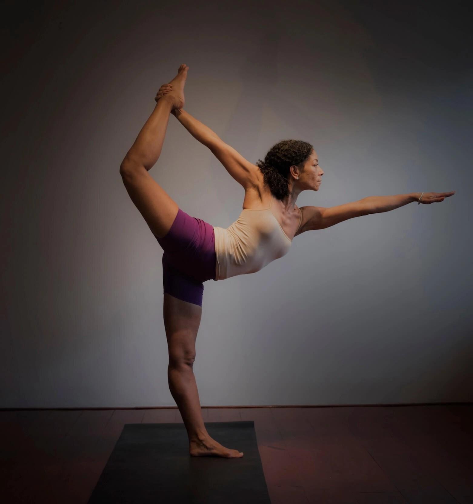 Iris Reyes critical alignment yoga