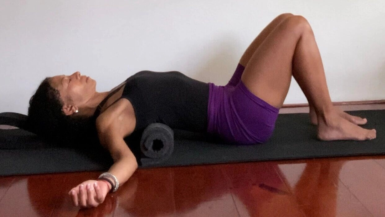 Iris Reyes   critical alignment yoga   therapy   back pain