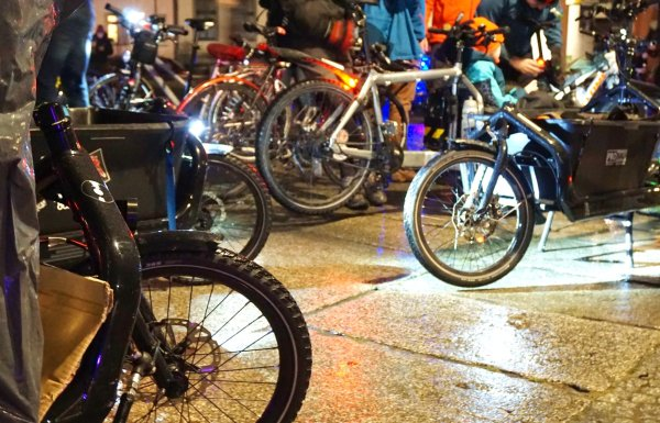 CM Berlin Cargo Bikes, Januar 2018