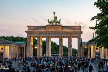 CM Berlin Brandenburger Tor, Mai 2018