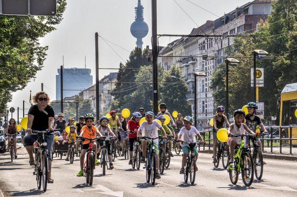 KidicalMassBerlin_Volksentscheid Fahrrad_Norbert Michalke