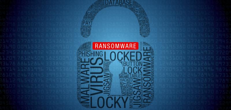Ransomware Lock Image