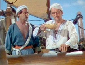 Douglas Fairbanks Jr. as Sinbad the Sailor