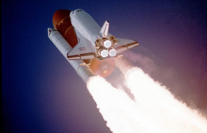 Was Adam the first astronaut?