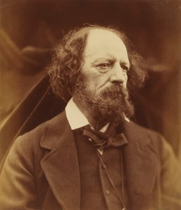 Alfred, Lord Tennyson, by Julia Margaret Cameron