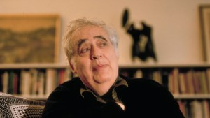 Harold Bloom FEATURED