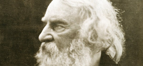 Henry Wadsworth Longfellow FEATURED