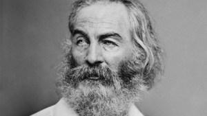 Walt Whitman FEATURED
