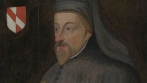 Geoffrey Chaucer Featured