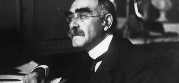 Rudyard Kipling FEATURED