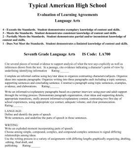 Learning Agreement Assessment-1