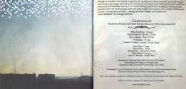 Buried Inside - Chronoclast - Booklet (8-8)