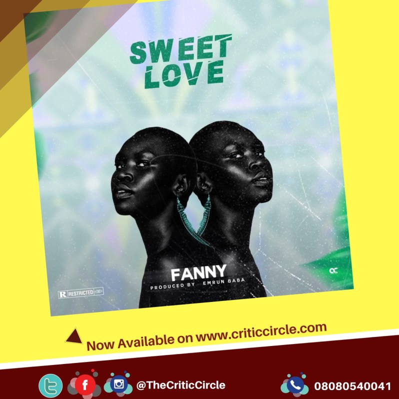Pop: Fanny Shows Skills On New Single, Sweet Love [Download Mp3]