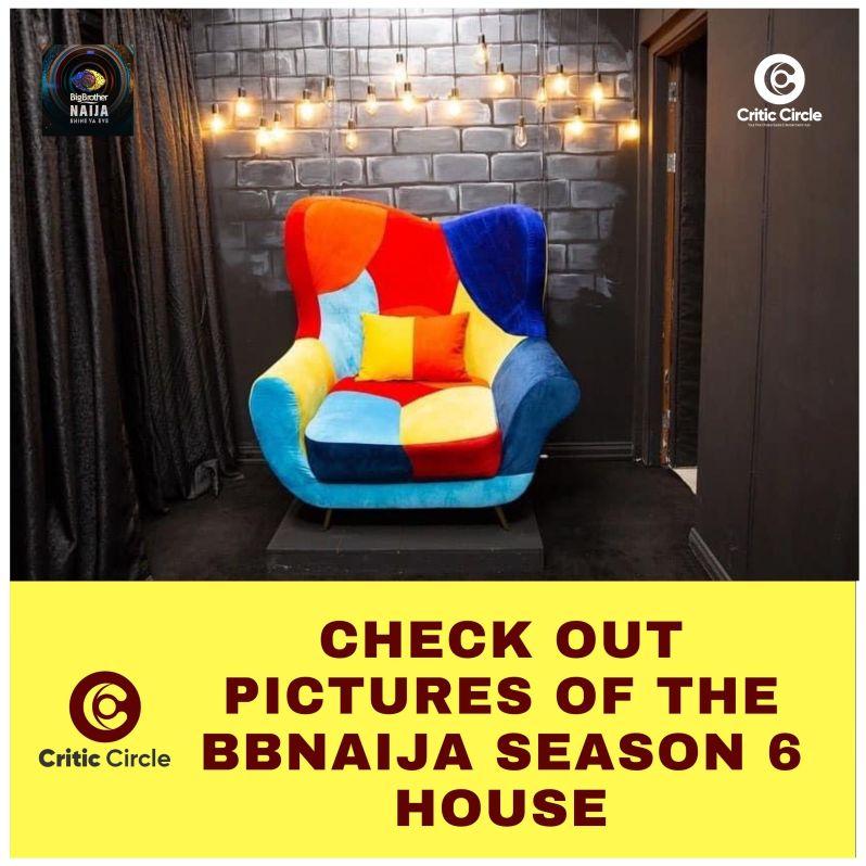 BBNaija Season 6 2021, House Pictures