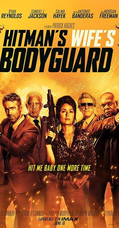 Hitman Wife Body Guard
