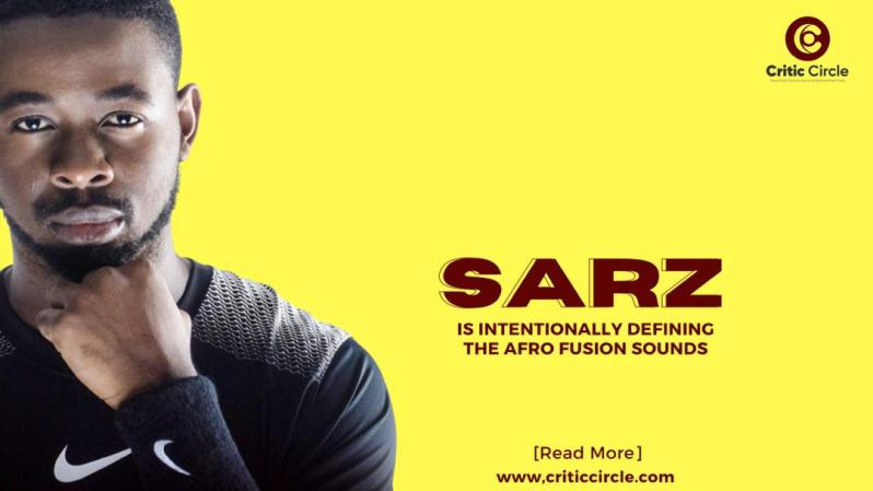 Sarz Is Intentionally Defining The Afro Fusion Sounds  | Critic Circle