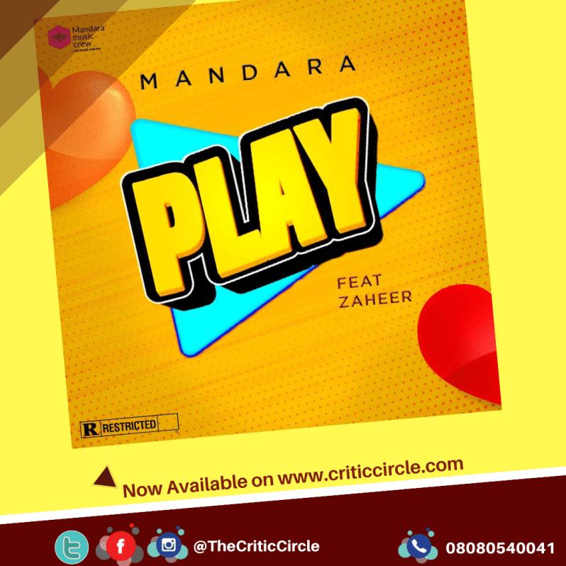 HipHop: Mandara Feat Zaheer – Play [Download Mp3]