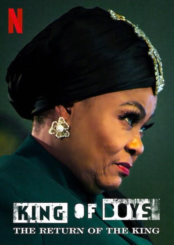 TV Series:  King of Boys : Return of the King (Season 1) (2021) [Download Movie]