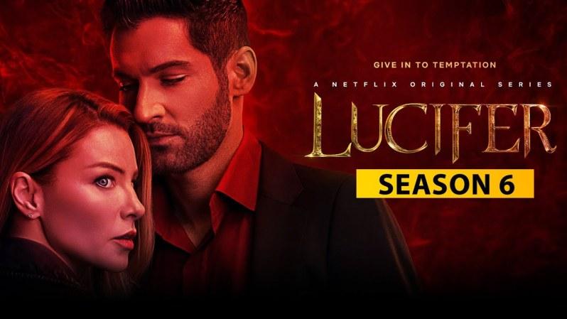 TV Series: Lucifer (Complete Season 6) (2021) [Download Movie]