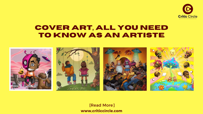 Music Tips: Cover Art, All You Need To Know As An Artiste