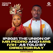 IP2021, The Union Of Mr. Pedro and Mrs. Ivih