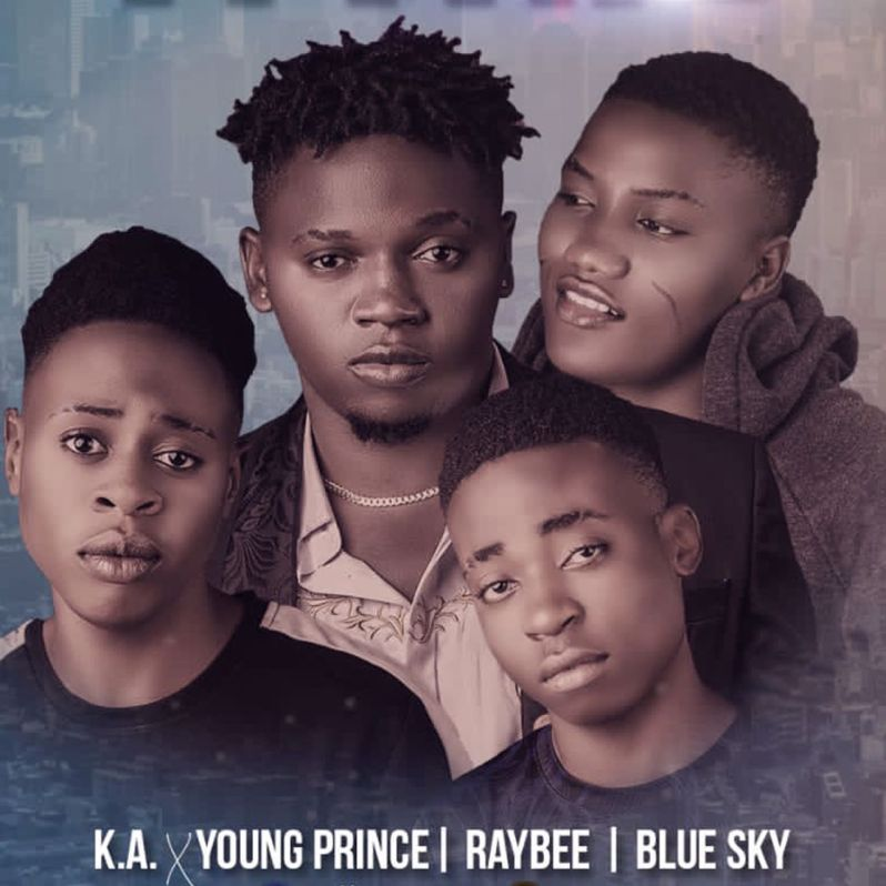 K.A (feat. RayBee Blue Sky & Young Prince) - My Dream Girl